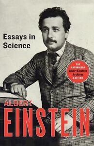 Essay about einstein