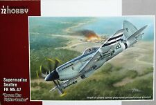 Special Hobby 1/72 SH72259 Supermarine Seafire FR Mk 47 'Korean War' (High Tech)