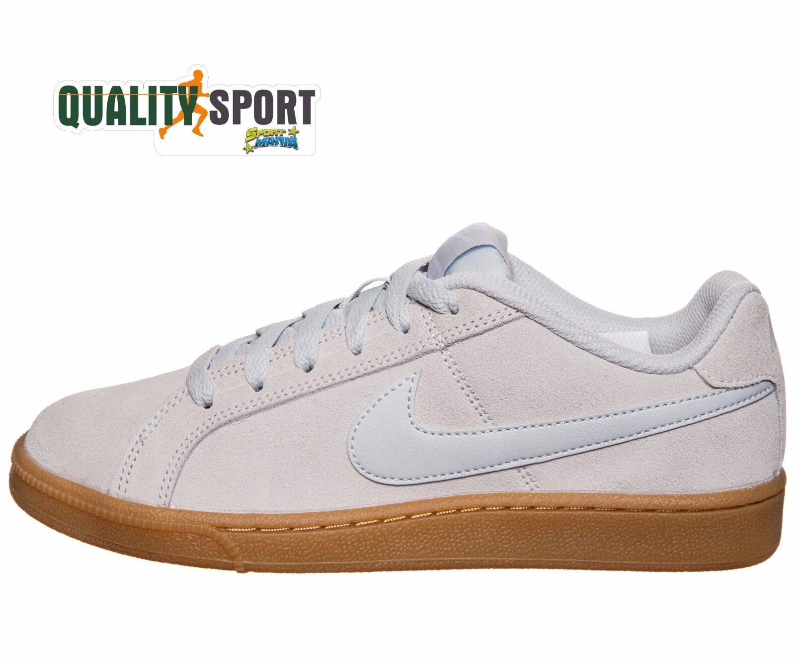 Nike Court Royale Suede grey  women shoes shoes shoes Sportive Sneakers 916795 001 3fb3e6