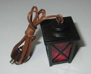 Kahlert-LED-Lanterne-Pour-Creche-Rouge-3-5-4-5-Volt-35mm-Neuf-Scellee