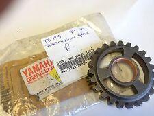 "Original Yamaha Repuestos Motos tz125 "" 99-00"" 3er Rueda Gear 23t (4jt-17231-00)"