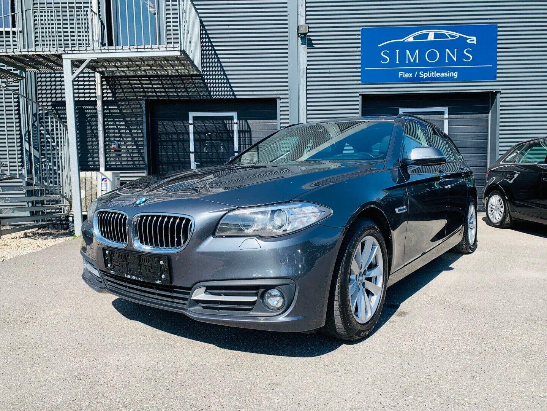 BMW 520d 2,0 Touring aut. 5d - 2.995 kr.