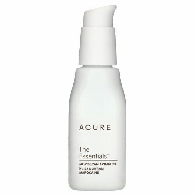 Acure Organics The Essentials Moroccan Argan Oil 1 Fl Oz