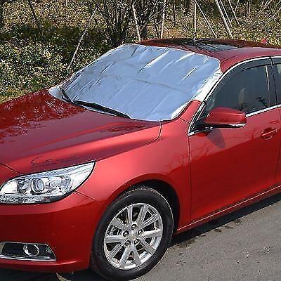 Car Windshield Cover Front Rear Window Sunshade Visor Auto Van Parking Sun Block