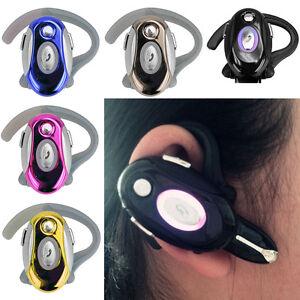 Business Handsfree Earphone Wireless Bluetooth Headset For Motorola Us Seller Ebay