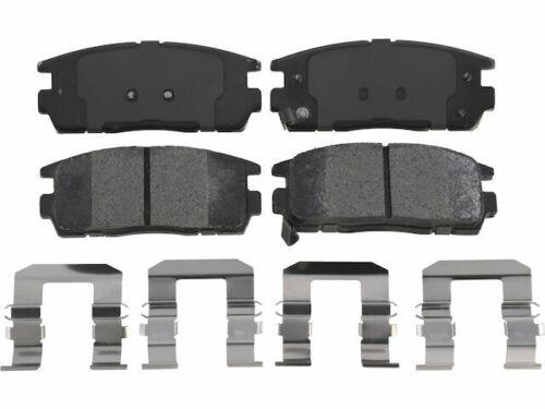 For 2007-2017 Chevrolet Equinox Brake Pad Set Rear API 16667TW 2008 2009 2010