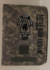 New Listingus Army National Guard Binder Folder Portfolio Digital Camo Notepad