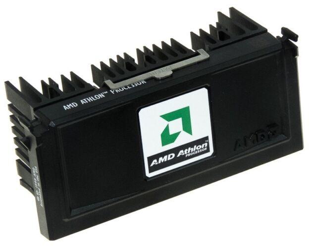 CPU AMD ATHLON AMD-K7650MTR51B C 650MHz SLOT A