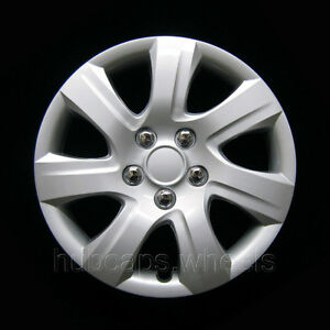 Image Is Loading New Fits Toyota Camry 2010 2017 Hubcap Premium