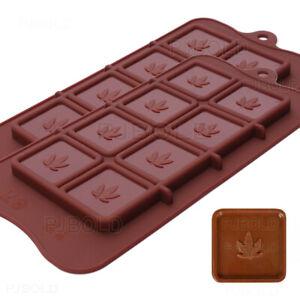 Marijuana-Leaf-Chocolate-Bar-Silicone-Candy-Mold-Trays-2-Pack
