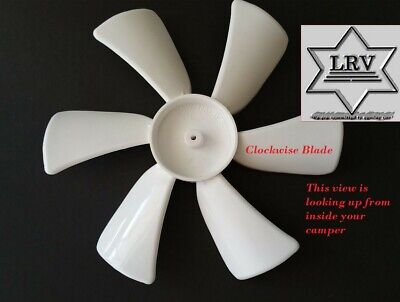 Rv 6 Exhaust Fan Blade Replacement Cw