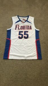 sports shoes 1c44a fd51b Details about Mens Large Vintage Jason Williams Florida Gators NCAA  Basketball Jersey