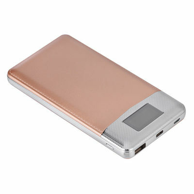 Micro USB Power Bank 30000mAh Quick Charge Type-C LCD Battery Charger DIY Kit