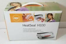 Gbc H100 Heatseal Hotcold Laminator