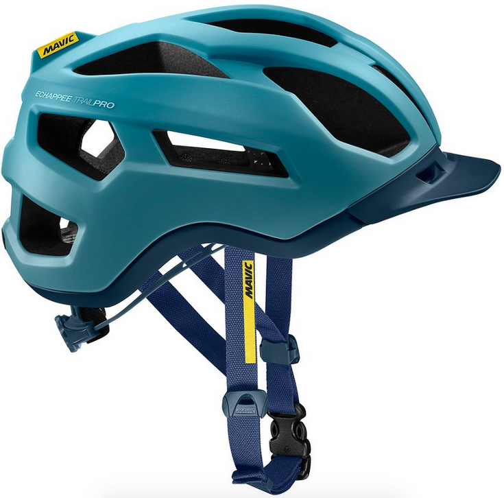 Mavic Cycling Adult Echappée Trail Pro Helmet blu Moon Poseidon Medium 5459cm