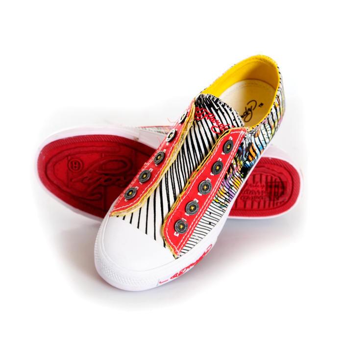Ed Hardy Zapatillas De De De Mujer Original, Nuevo con etiquetas LR704W Talla 6,7,8,9,10  minorista de fitness