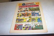 COMICS THE OVERSEAS WEEKLY 28 JUNE 1959 BEETLE BAILEY THE KATZENJAMMER KIDS