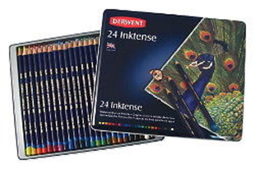 Derwent Inktense Pencils 24 Tin