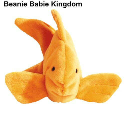 TY BEANIE BABIE * GOLDIE * THE FISH - VERY RARE