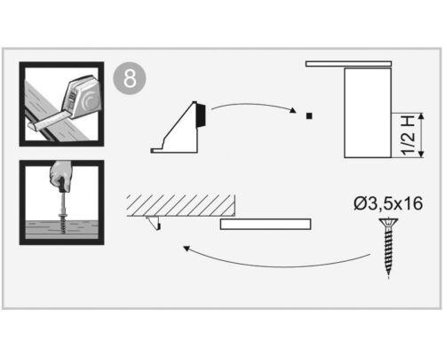 1 door Jupiter Sliding Door Gear 30Kg//1200mm Complete Track And Wheels Kit