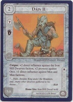 The Wizards Middle Earth CCG ICE Mint//Near Mint MECCG Denethor II