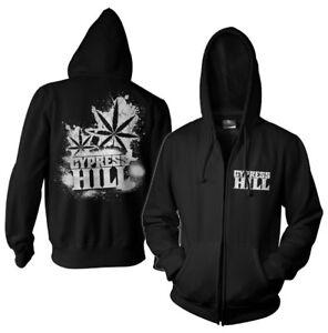 Officially Licensed Cypress Hill Sugar Skull Sweatshirt S-XXL Sizes Black