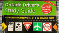 G1 Book Drivers study guide.  City of Toronto Toronto (GTA) Preview