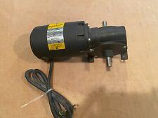 Baldor Industrial Gear Motor Gp3005 115 Hp 90 Volt Dc