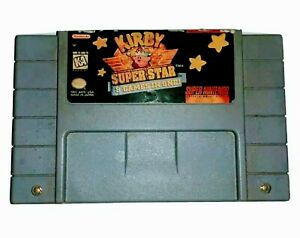 Kirby-Super-Star-Super-Nintendo-NES-8-Games-In-One-Tested-Cartridge-Only