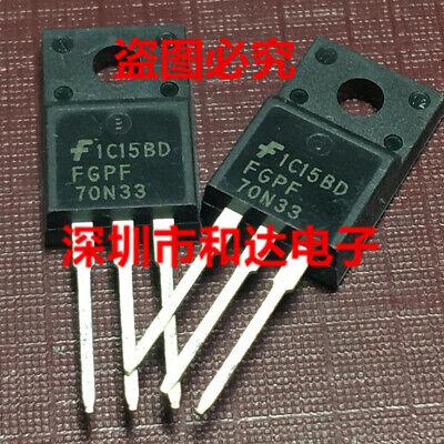 10PCS 330V PDP IGBT FGPF4633 TO-220F