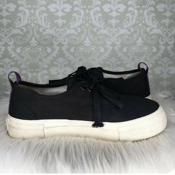 Eytys Mother canvas sneakers 10 Black - image 4