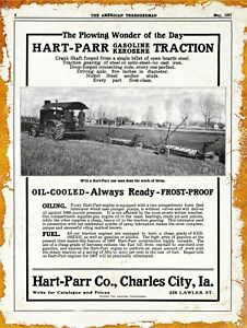 Waynesboro Pennsylvania 1907 Geiser Hercules Traction Engine New Metal Sign