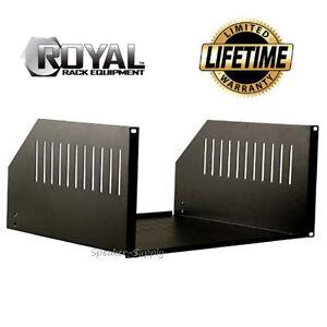 Image Is Loading Royal Racks 5U Shelf Server Cabinet Rack Mount