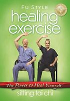 Healing Exercise Sitting Tai Chi Video By Tommy Kirchhoff: The Best At Hom...dvd
