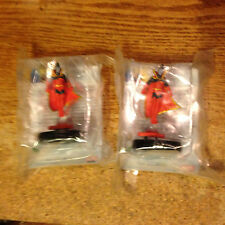 2X GLADIATOR M15-003 HEROCLIX NEW MUTANTS MONTHLY W CARDS /REAL PICS/WRONGWAY052