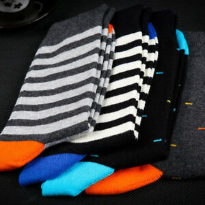 British-Style-Socks-Men-Point-Striped-Skateboard-Hip-Hop-Socks-Harajuku-Unisex