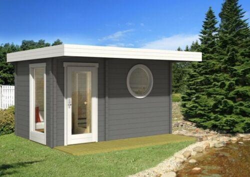 fass sauna mini 160 massivholz gartensauna massivholzsauna saunahaus sauna au en ebay