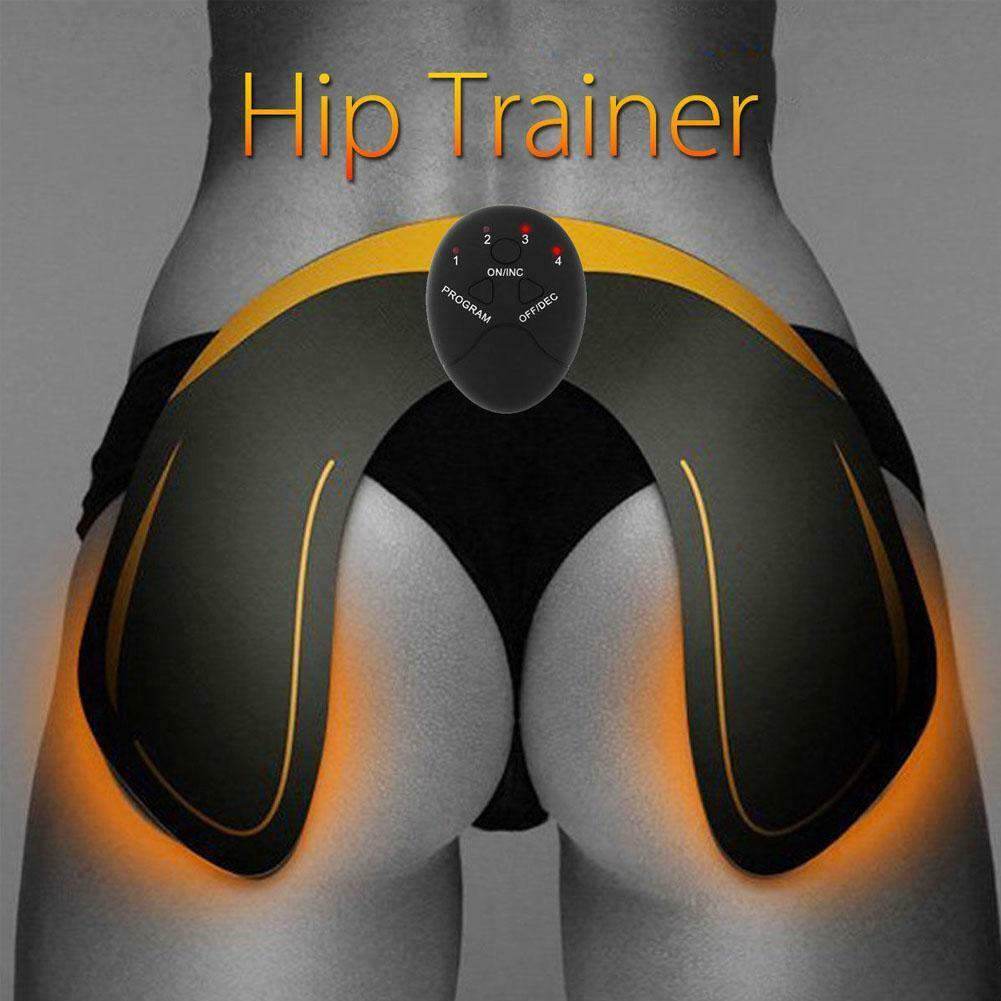 Intelligent Hip Muscle Trainer Buttocks Lift Body Beauty Machine Electric Muscle