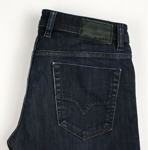 Diesel-Hommes-Viker-R-Box-Standard-Jeans-Jambe-Droite-Taille-W31-L30-ASZ1529