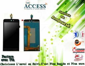 ECRAN-COMPLET-VITRE-TACTILE-LCD-NOIR-Assemblee-WIKO-RAINBOW-JAM-4G