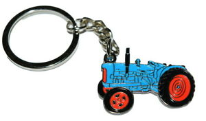Green Tractor Personalised Keyring