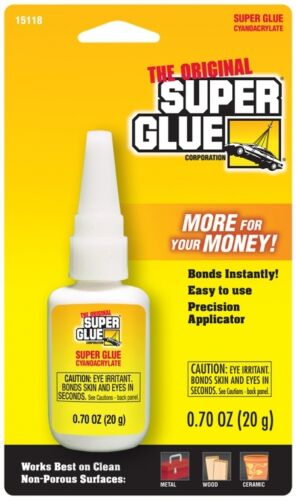 SUPER GLUE 20G FIX HOME HOUSE CAR BREAK BOND MOBILE PHONE BIKE APPLE PAD HOME WO