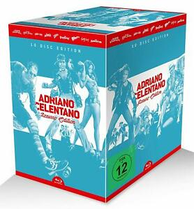 Adriano-Celentano-Azzurro-Edition-Ornella-Muti-9-Blu-Ray-CD-Soundtrack-Box-New