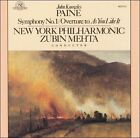 John Knowles Paine: Overture to Shakespeare's As You Like It, Op. 28; Symphony No. 1 (CD, Dec-1992, New World Records)