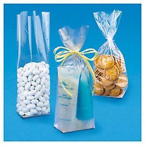 Sachet Sac 100x220 Bonbon Confiserie Accessoire Avec Un Fond Carton Mxsqac0y-07224730-924399163