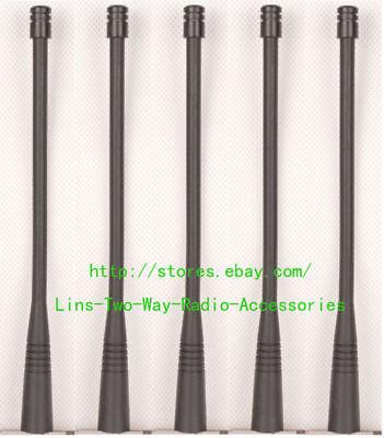 50x UHF Antenna VERTEX Standard VX800 VX820 VX829 VX920 VX929 Portable radio