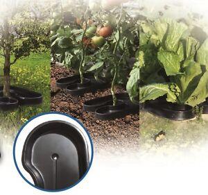 UPP Pflanzentrog 4 St/ Anzuchtschale/ Bewässerungshi<wbr/>lfe/ Unkrautstop/ Pflanzen