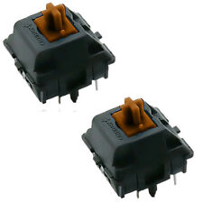 2pcs Cherry MX Series Key Switch Brown Axis For Mechanical Keyboard Replace