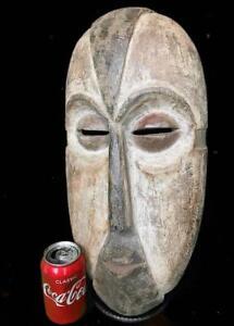 Antiguo Tribal grandes Galoa Máscara --- Gabón BN 10