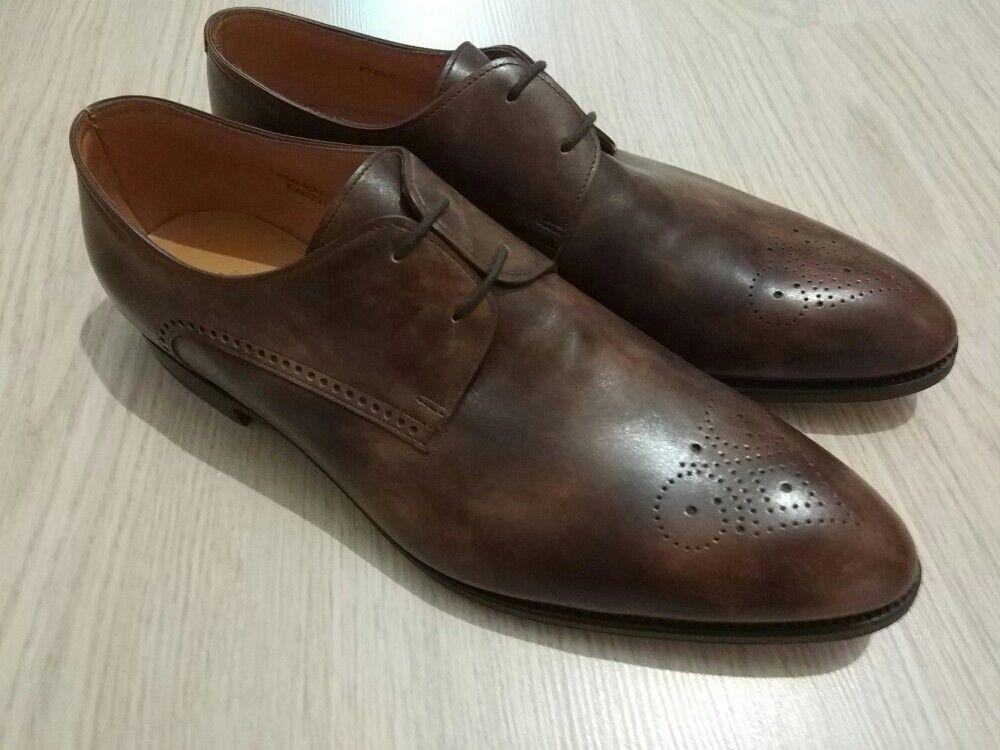 John Lobb Zapatos Chelmsford parisino Marrón 10 EE EE. UU. 10,5